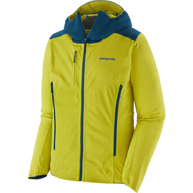 Patagonia Upstride Jacket Men, chartreuse